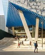 Snøhetta's Ryerson University Student Centre is a library built for the digital age | Architecture | Wallpaper* Magazine | Espaces de bibliothèques | Scoop.it