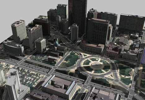 Spar Point Group - Head in the Point clouds - Esri just got a whole lot more 3D | Complex Insight  - Understanding our world | Scoop.it