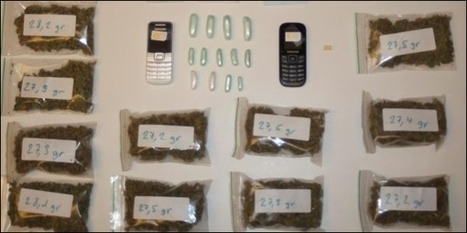 Les douanes ont saisi 165 kg de drogues - L'essentiel | Addictovigilance | Scoop.it
