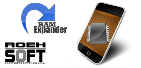 ROEHSOFT RAM Expander (SWAP) V2.05 APK Free Download | Adroid and pc tricks | Scoop.it