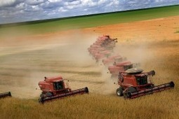 Comment l'agriculture participe à la pollution de l'air | Toxique, soyons vigilant ! | Scoop.it