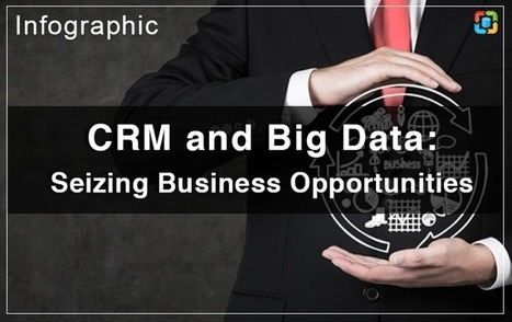 CRM and Big Data: Seizing Business Opportunities [Infographic] | CRM Reviews | Scoop.it