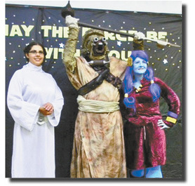 Star Wars Day at Lewis County Library | Tennessee Libraries | Scoop.it