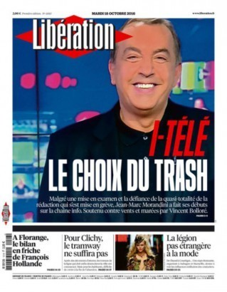 i-Télé : le clash de conscience | DocPresseESJ | Scoop.it