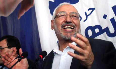 Tunisian exile rejects claims of backing fundamentalists | Coveting Freedom | Scoop.it