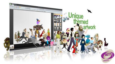 Creaza para animar, ilustrar y poner sonido a tus historias | RIATE | Scoop.it
