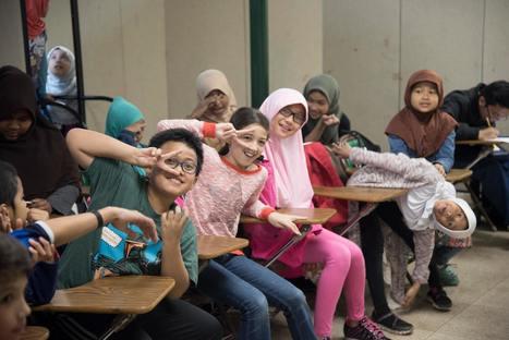 In New York, children of Indonesian migrants learn Bahasa Indonesia | Indonesian | Scoop.it