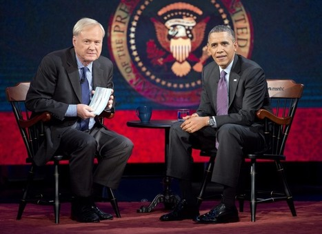 Obama's tardy epiphany about government's flaws | Information Cascade | Scoop.it