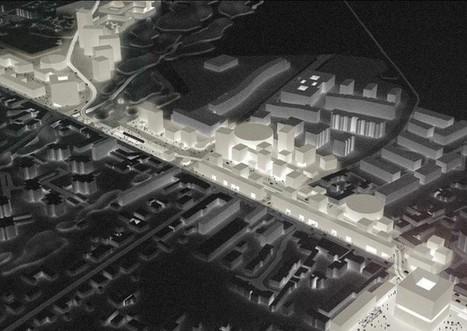 L'agence OMA de Rem Koolhaas sélectionnée pour aménager le sud de Bordeaux le long de la ligne C du tramway | The Architecture of the City | Scoop.it