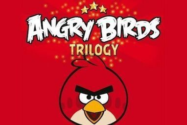 Angry Birds Trilogy bientôt sur Wii et Wii U | Geek 2015 | Scoop.it