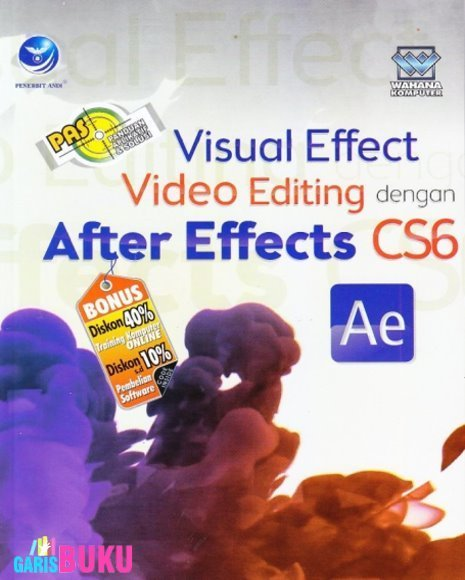 Visual Effect Video Editing Dengan After Effects CS6   KatalogBukuOnline   Scoop.it