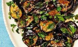 Purple reign: Yotam Ottolenghi's aubergine recipes | Food | Scoop.it