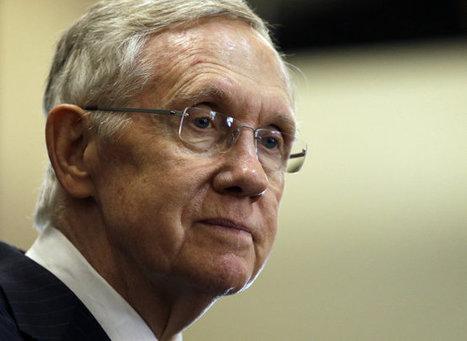 The First Amendment Is Alive and Well, Despite Harry Reid's Efforts - U.S. News & World Report (blog) | Current Politics | Scoop.it