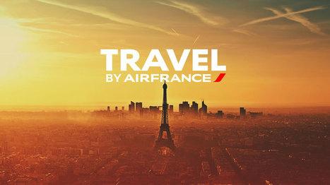 Air France lance son guide de voyage en ligne | Actu et Tendances Tourisme | Scoop.it