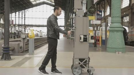 3000 gares françaises vont faire leur entrée sur Google Maps | EIVP - Formation continue et Mastères Spécialisés | Scoop.it
