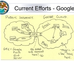NSA secretly taps into Google, Yahoo networks to collect information, say leaked documents | Nerd Vittles Daily Dump | Scoop.it
