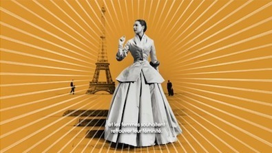 Dior intertwines social video with history in response to Inside Chanel series ILuxury Daily | BRAND CONTENT | Scoop.it
