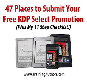 76+ Places to Submit Your Free KDP Select Promotion for Your Kindle eBook - Training Authors for Success | Self Publishing a Book | Scoop.it