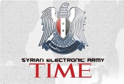 Syrian Electronic Army Hacks TIME Magazine over Assad - Fars News Agency | Ohack | Scoop.it