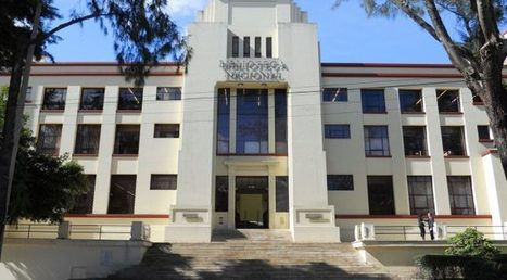 La Bibliothèque Nationale de Colombie | Revue de presse : École nationale des chartes | Scoop.it