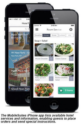 MobileSuites app a one-stop solution for hotel guest services   Travel Buzz   Scoop.it