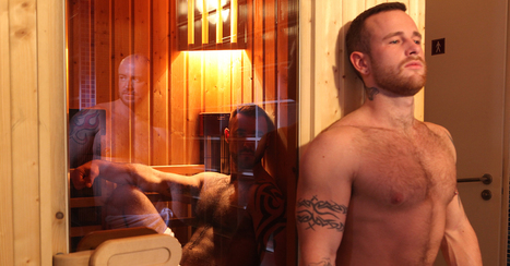 from Reuben new york gay sauna