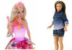 Barbie, la poupée qui fait encore et toujours le (bad) buzz   Barbie ouvrière : campagne Peuples Solidaires Vs Mattel   Scoop.it