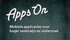Apps On: Op zoek naar de beste mobiele edu app | edu app design | Scoop.it