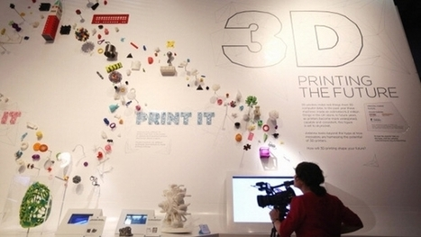 What 3-D Printing Means for Manufacturers' Field Service | sourcing manufactured parts | Scoop.it