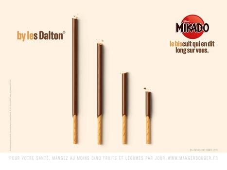 MIKADO, le biscuit qui en dit long sur vous ! (+ concours)  - Communication (Agro)alimentaire | Communication Agroalimentaire | Scoop.it