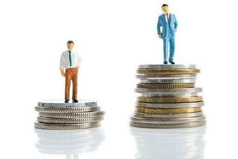 Etats-Unis : salaire du pdg/salaire médian des employés, fini le secret | Politique salariale et motivation | Scoop.it