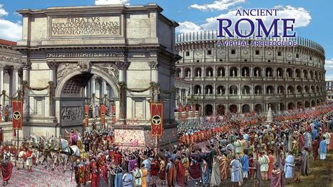 Rome reconstructed | Mundo Clásico | Scoop.it