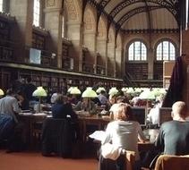 Rappel de la rentrée : les Bibliothèques à Paris ! | Innovation en BM et CDI | Scoop.it