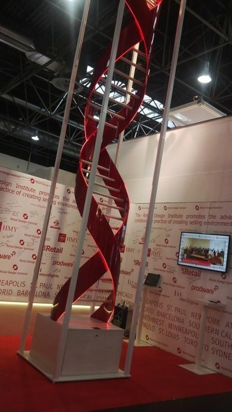 Muro del Diseño / Stand RDI_spain – EuroShop'14. - Retail Design ... | retail and design | Scoop.it
