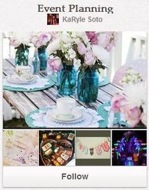 Using Pinterest for Events: 5 Easy Ways | Better know and better use Social Media today (facebook, twitter...) | Scoop.it