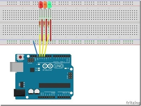 Arduino based Traffic Light Simulator | Raspberry Pi | Scoop.it