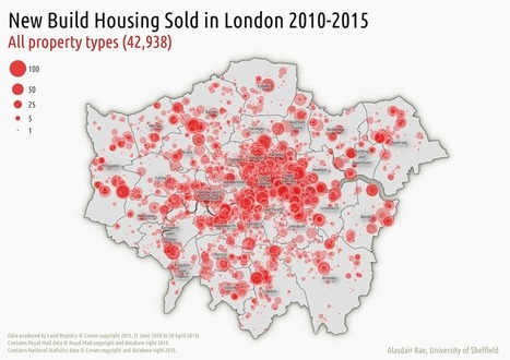 Too many flats, not enough houses? The geography of London's new housing | Regional Geography | Scoop.it