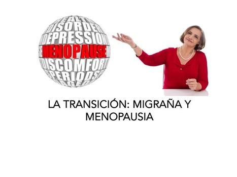La transición a la menopausia y migraña | Cefaleas | Scoop.it