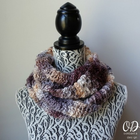 Scarf of the Month Club JULY - Free Pattern! | Just Crochet | Scoop.it