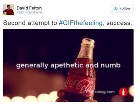 Coca-Cola gets on board with GIFs, trolls dive in | MMK266 Consumer Behaviour @ Deakin | Scoop.it