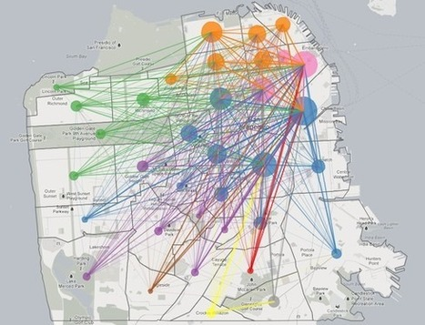Uber Blog > Uberdata: Mapping the San Franciscome | San Francisco's Life | Scoop.it