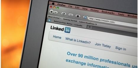 Le réseau social LinkedIn débourse 1,5 milliard pour acheter une société de cours en ligne | Marque employeur, Recrutement & Management des Hommes | Scoop.it