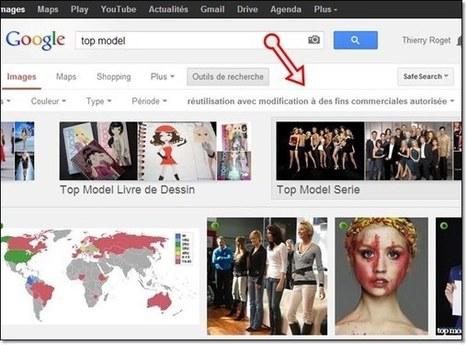Trouver des images libres de droits sur Bing ou Google | TICE et enseignement des langues | Scoop.it