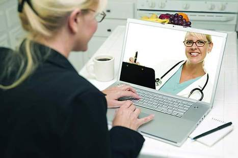 Virtual doctor's office visits via telemedicine to be norm | Western medicine | Scoop.it