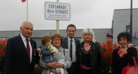 L'esplanade René Gisquet inaugurée | ENSAT | Scoop.it