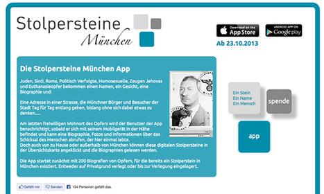 Eine App, die Augen öffnet | Kulturmanagement | Scoop.it