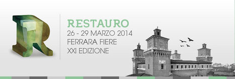 Salone Del Restauro di Ferrara dal 20 al 23 marzo, occasione di approfondimento   Architecture and Design Note   Scoop.it