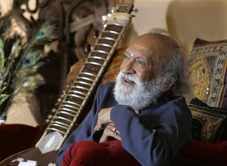 The Sunday Conversation: Ravi Shankar | WNMC Music | Scoop.it