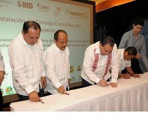 México / Q. Roo: Pactan desarrollo sustentable de Sian Ka'an | DESARROLLO SUSTENTABLE | Scoop.it