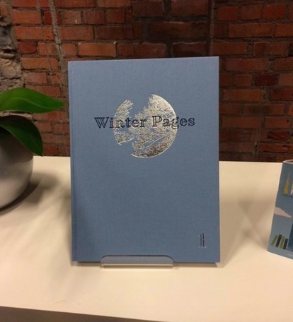 Winter Pages   The Irish Literary Times   Scoop.it